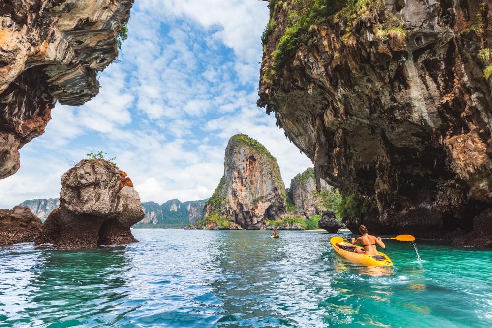 Pulau Top di Krabi !